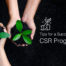 Tips for a Successful CSR Program