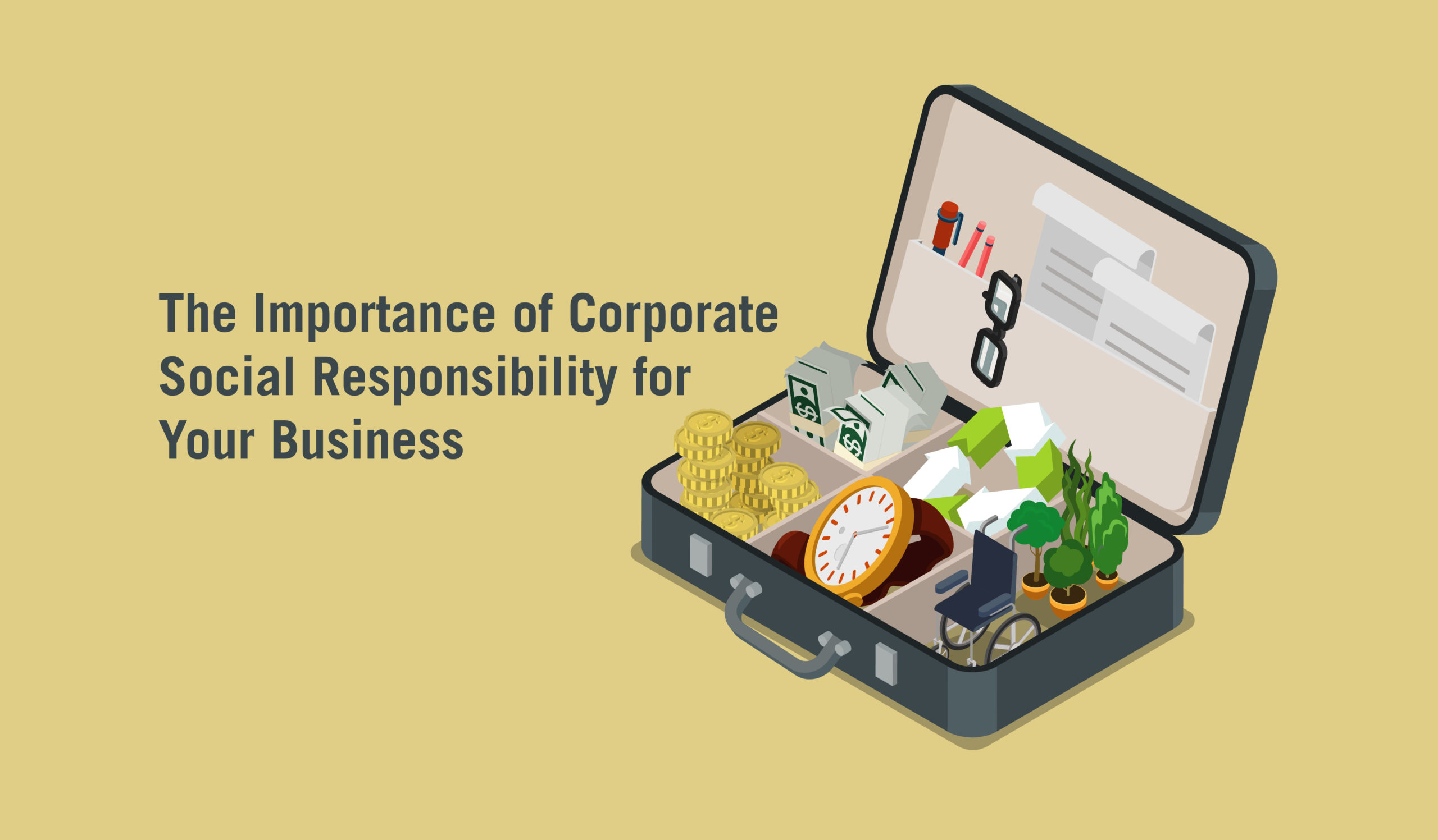 Why doing CSR is important in business
