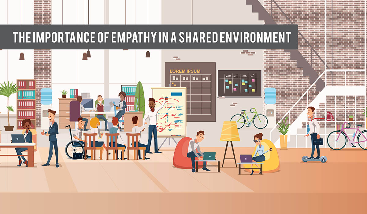 The Importance of Empathy in a Shared Environment