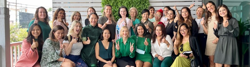 The Lionesses of Siam - Bangkok's Top Six Networking